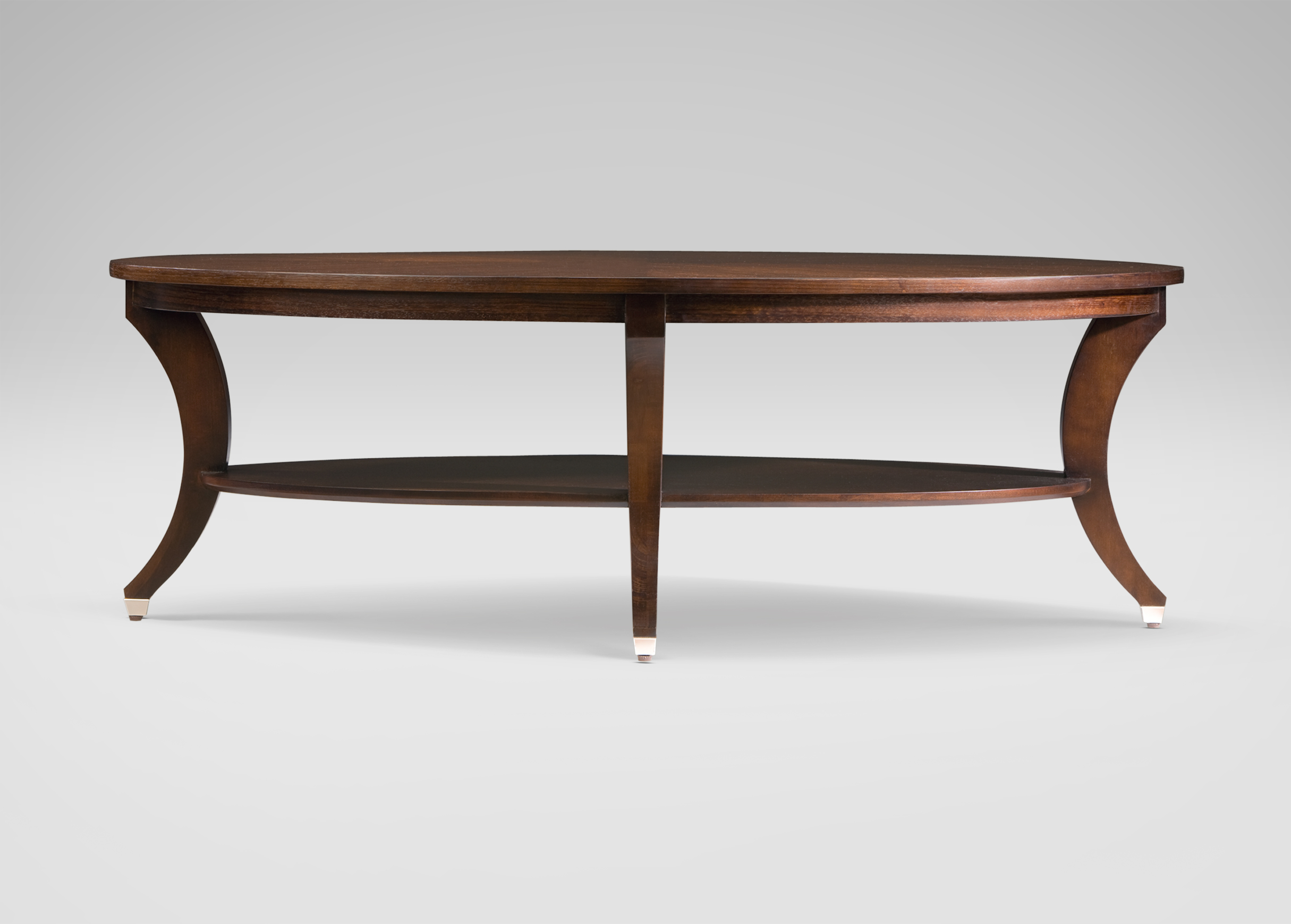 Adler Oval Coffee Table Ethan Allen