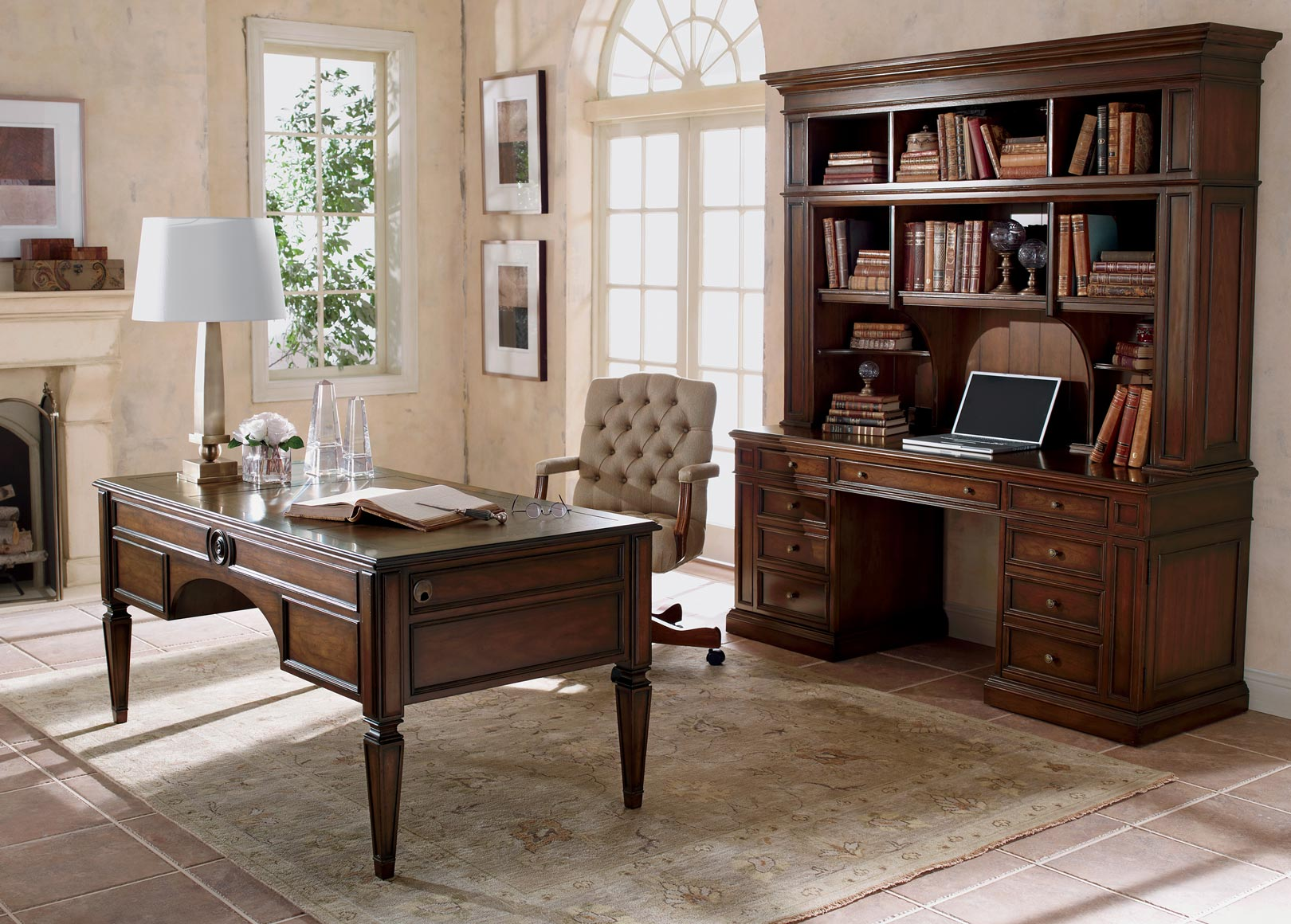 Incroyable Working Class Home Office | Ethan Allen | SiteGenesis | 101.1.2    Controllers