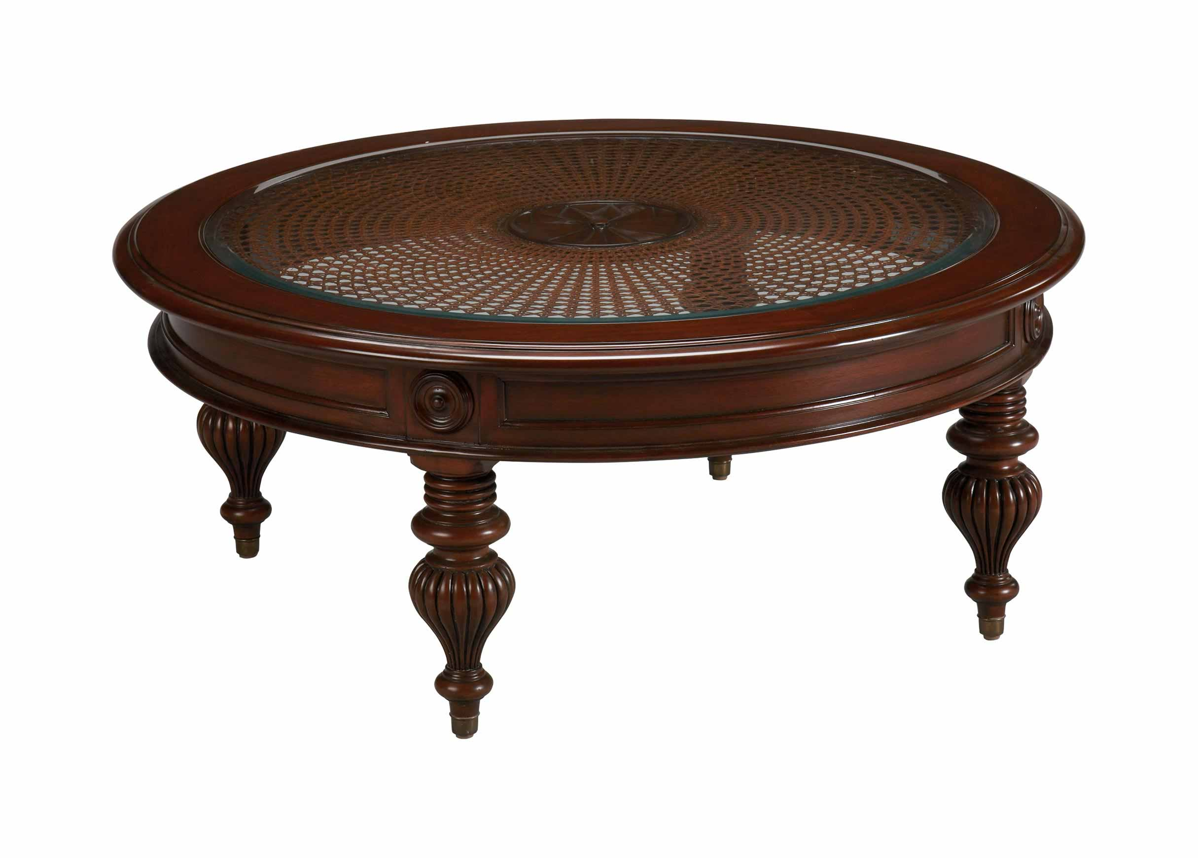 Maya Coffee Table Ethan Allen